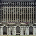 Michigan Central Station. (Yves Marchand and Romain Meffre)