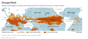 Source: NOAA, GEBCO as published in The New York Times
