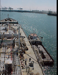 Public Domain Bunkering-or-taking-fuel.jpg Created: 31 December 2003