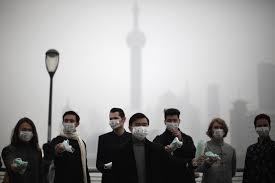 Shanghia Smog