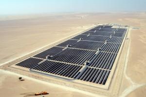 Phase 1 Mohammed bin Rashid Al Maktoum Solar Park 13-MW Source: First-Solar